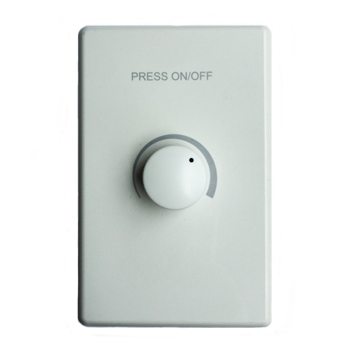 Wall mounted DALI dimmer